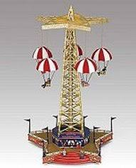 world s fair musical parachute ride by mr gold label