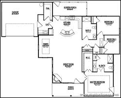 floor plans for homes va specially adapted housing approved floor plans