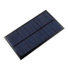 diy phone charger mini 6v 1w solar power panel solar system diy for battery cell