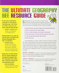 the geography bee complete preparation handbook 1 001 questions