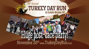 south park thanksgiving gobbles press the turkey day run and gobble wobble