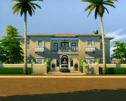 mediterranean inspired house u2014 the sims forums