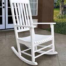 White Wood Outdoor Furniture by Porch Rocking Chairs Rocking Chair Pictures Porch Rockers