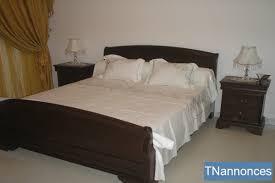 chambre à coucher d occasion chambre à coucher en acajou massif ameublement tunis la
