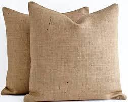 Wholesale Decorative Pillows Burlap Pillow Etsy