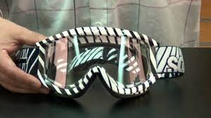 scott motocross goggles scott 87 otg motocross goggle review youtube