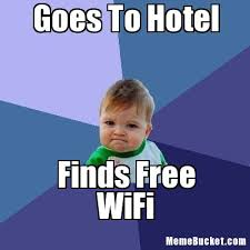 Meme Hotel - goes to hotel create your own meme