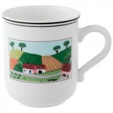 design naif mug 6 countryside 10 oz villeroy boch