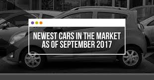 toyota avanza philippines cars in the philippine market as of september 2017