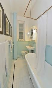 bright bathroom interior with clean a clean bright bathroom with an pop of pop nyc