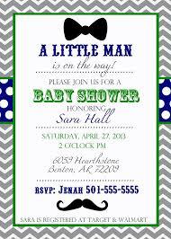 mustache baby shower invitations mustache and bow tie baby shower invitations wally designs