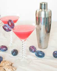 martini champagne rose the plum fantastic cocktail baked in