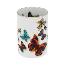 Butterfly Home Decor Accessories Buy Christian Lacroix Butterfly Parade Pencil Holder Amara
