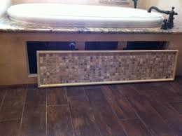 Jacuzzi Bathtub Maintenance Jetted Tub Access Panel Traditional Bathroom Houston By N