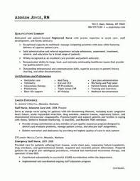 Good Resume Sample by Registered Nurse Resume Sample Work Pinterest Nursing Resume