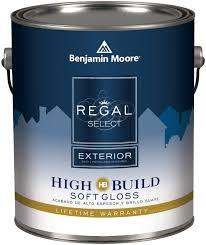 benjamin moore regal select exterior high build paint at guiry u0027s