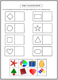 best ideas of cutting shapes worksheets for preschoolers also