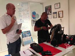 padi rebreather instructor indepth dive centre phuket idc phuket