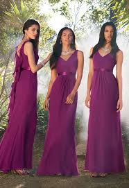 best 25 purple bridesmaid gown colours ideas only on pinterest