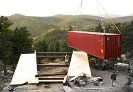 shipping container home colorado