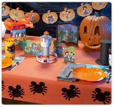 Mickey Mouse Halloween Party Decorations diy halloween decorating