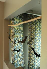 hanging bats halloween decor diy bat hanging branch u2013 a super simple halloween decoration