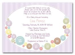 baby shower invitation message cimvitation