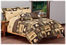 bass pro shops bass country collection 7 bedding set bass
