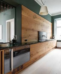 Modern Wooden Kitchen Designs Dark by 116 Best интерьер большая кухня Images On Pinterest Dream