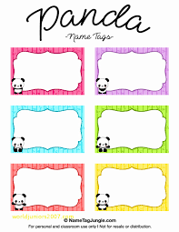 printable monster name tags top result new locker tag templates gallery 2017 zat3 2017 free
