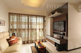 Plain Hdb Living Room Design Ideas Singapore View Study Bedroom - Living room design singapore