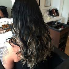 ombre hair weave african american black to grey ombre hair extensions prestige hair extensions