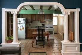 42 inch kitchen wall cabinets lowes lowe s kitchen makeover baltimore edition yellow brick home