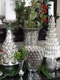 Mercury Glass Home Decor Christmas Home Decor Lori U0027s Favorite Things