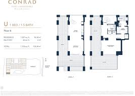 Midtown Residences Floor Plan by The Ocean Luxury Condo For Sale Rent Floor Plans Sold Prices Af