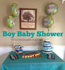 simple baby shower decorations easy baby shower favor