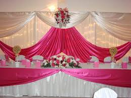 wedding backdrop decorations how to decorate a backdrop for a wedding reception