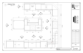 kitchen plans myhousespot com
