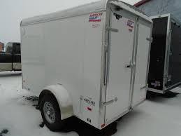 enclosed trailer exterior lights 2018 american hauler industries 6x10 air light enclosed cargo