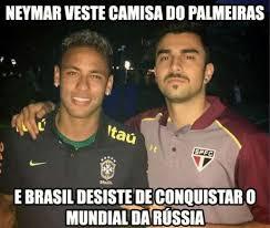 Neymar Memes - neymar no palmeiras internautas fazem piadas com repercussão de foto
