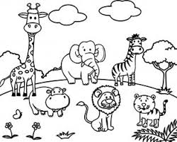 coloring pages of animals in their habitats 100 coloring pages of animals in their habitats free printable