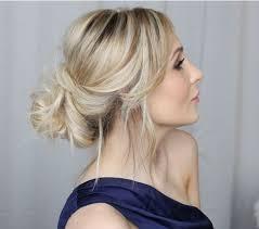 Hochsteckfrisurenen Glattes Haar by Chic Chaotisch Hochsteckfrisuren Für Lange Haare