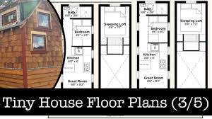 what to think about when choosing your tiny house floor plan 3 5