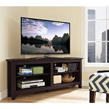wood corner tv console for tvs up to 60 wood corner tv console for tvs up to 60