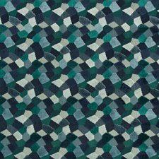 Peacock Velvet Upholstery Fabric Blue Geometric Velvet Upholstery And Drapery Fabric By Kravet