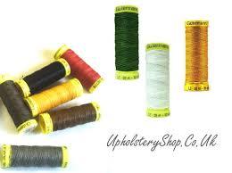 Upholstery Thread Gütermann Extra Upholstery Threads Upholsteryshop Co Uk