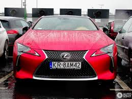 lexus of thailand lexus lc 500 5 september 2017 autogespot
