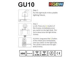 milight wifi led spot bulb rgb warm white 12 89 online shopping