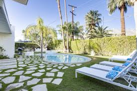 House With Pools 4br 3ba Ultra Modern Palm Springs House With Pool Ra88329