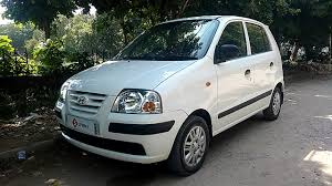 used hyundai santro xing gls car in mg road gurgaon for 3 10